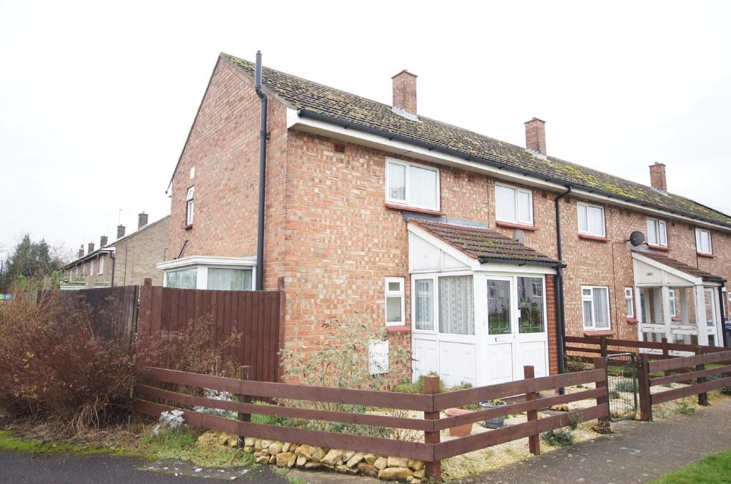 3 Bedrooms End Of Terrace House for sale in Anderson Road, Hemswell Cliff