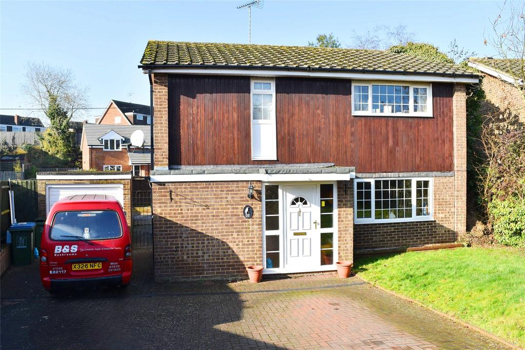 3 Bedrooms Detached House for sale in Willow Way, Wing