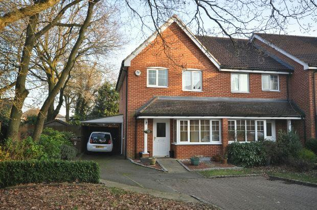 2 Bedrooms End Of Terrace House for sale in The Laurels, Woodley, Reading,