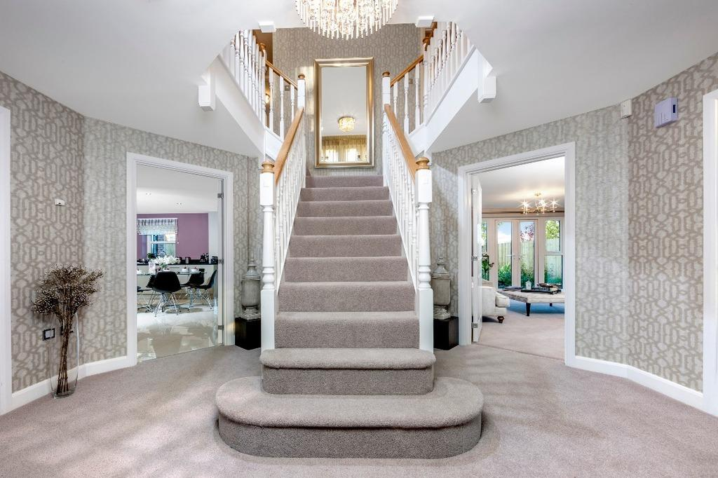 5 Bedrooms Detached House for sale in The Kemble, Spireswood Grange Hurstpierpoint BN6
