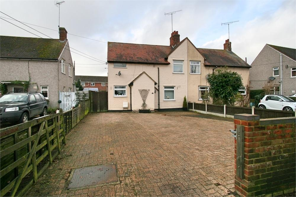 2 Bedrooms Detached House for sale in Church Road, Tiptree, COLCHESTER, Essex