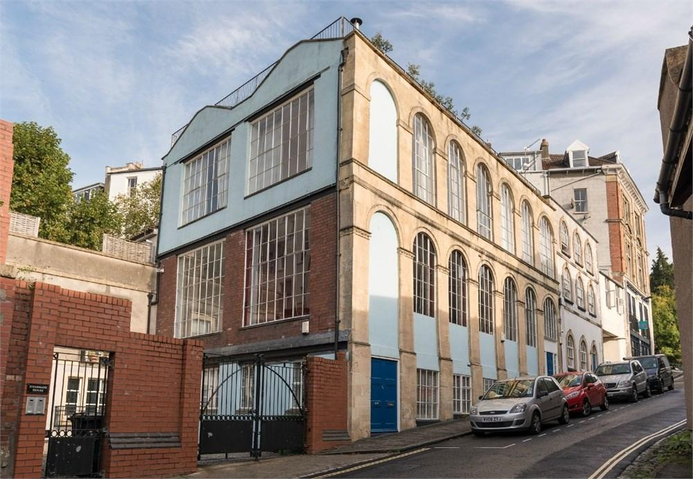2 Bedrooms Apartment Flat for sale in Hensmans Hill, Clifton, Bristol, BS8