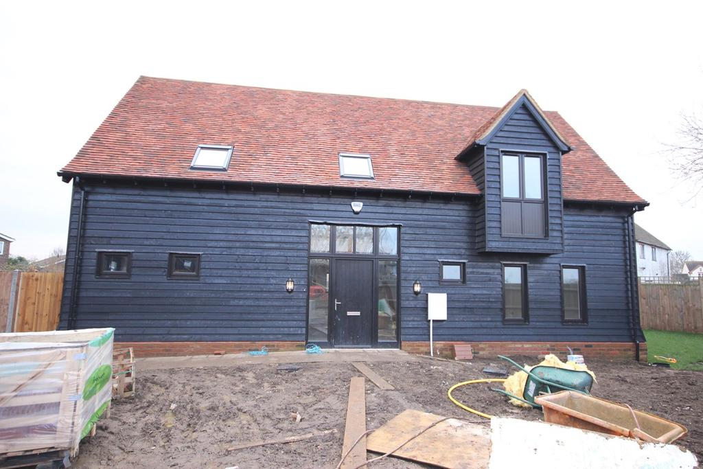 4 Bedrooms Detached House for sale in Cawne View, Wilstead , MK45