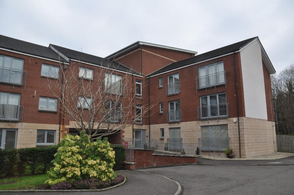3 Bedrooms Flat for rent in Dalsholm Place, Flat 2/2, Killermont Gate, Glasgow, G20 0UH