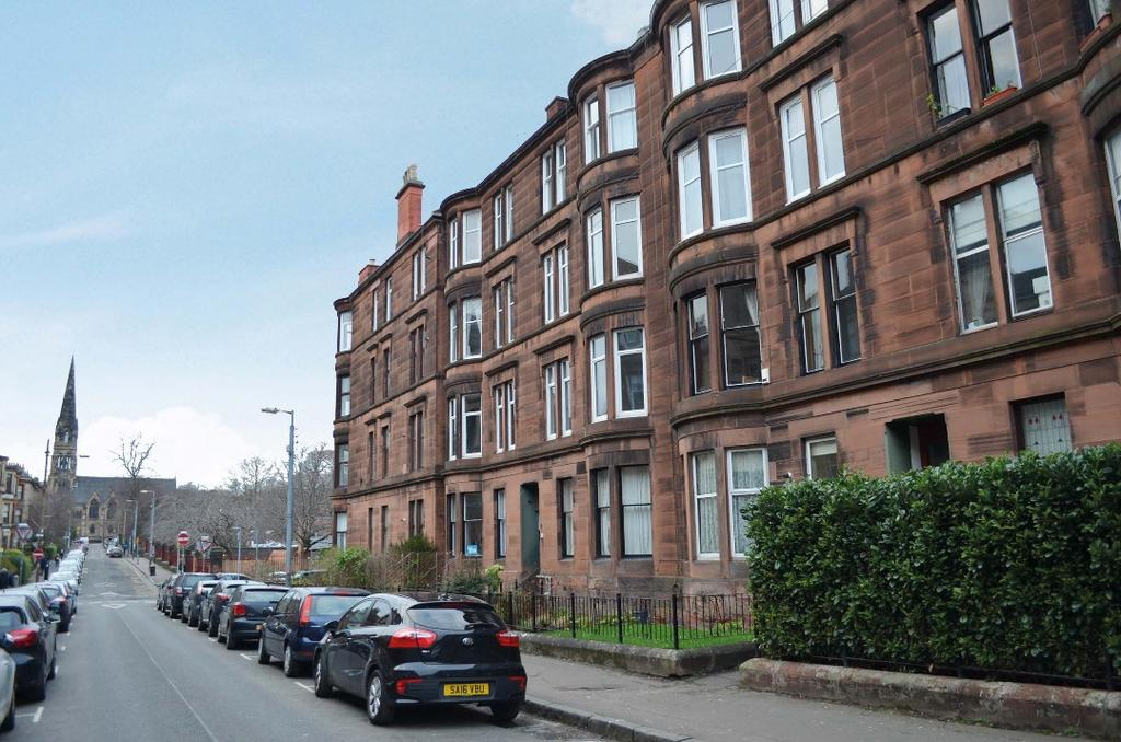 3 Bedrooms Flat for sale in Havelock Street, Flat 0/2, Partick, Glasgow, G11 5JA