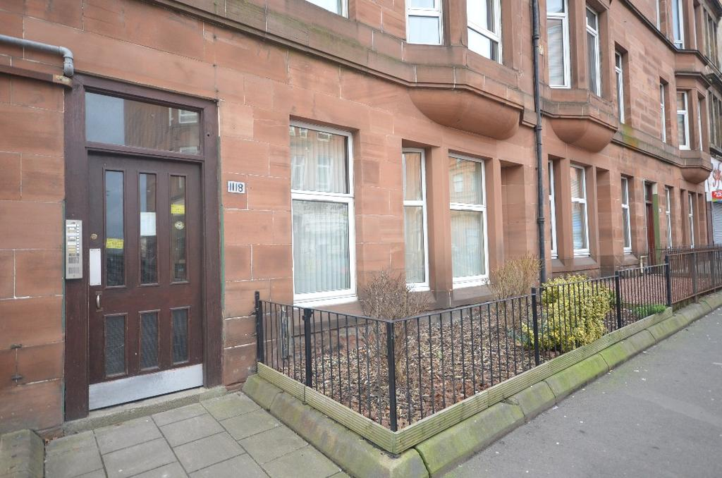 2 Bedrooms Flat for sale in Cathcart Road , Flat 0/2, Mount Florida , Glasgow , G42 9EG