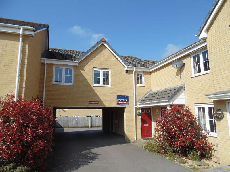 1 Bedroom Apartment Flat for sale in Rhodfa Brynmenyn Sarn Bridgend CF32 9GH