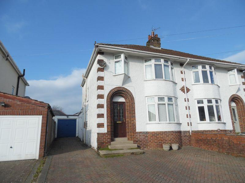 3 Bedrooms Semi Detached House for sale in Fairfield Road Bridgend CF31 3DT