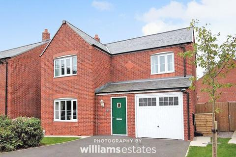 4 bedroom detached house for sale - Stryd Y Barcud, Ruthin