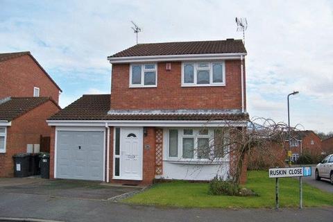 3 bedroom detached house to rent - Ruskin Close, Nuneaton, CV10 9RU