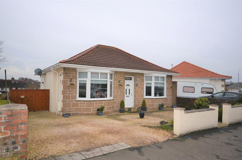 2 Bedrooms Detached Bungalow for sale in 56 St Phillans Avenue, Ayr KA7 3DB