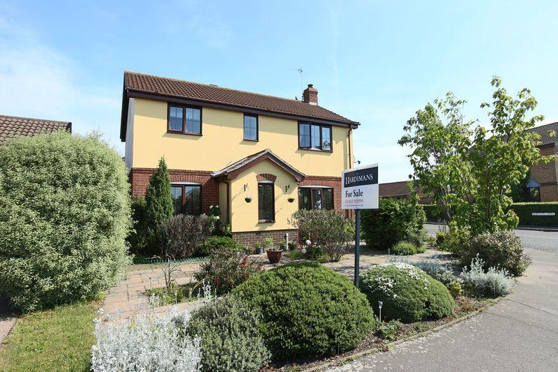 4 Bedrooms Detached House for sale in Dunston Drive, Lowestoft
