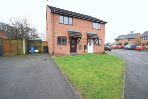 2 bedroom semi-detached house to rent - DALESGATE CLOSE, DERBY