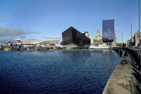 1 bedroom apartment to rent - 15 Mann Island, Liverpool