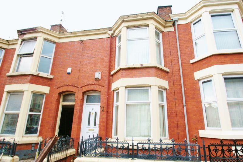 3 Bedrooms Terraced House for sale in Empress Road, Liverpool