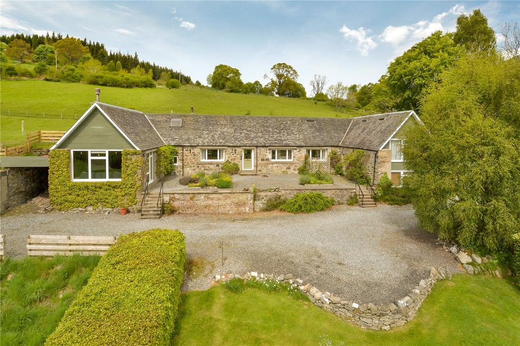 5 Bedrooms Detached House for sale in The Steading, Keltneyburn, Aberfeldy, Perthshire, PH15