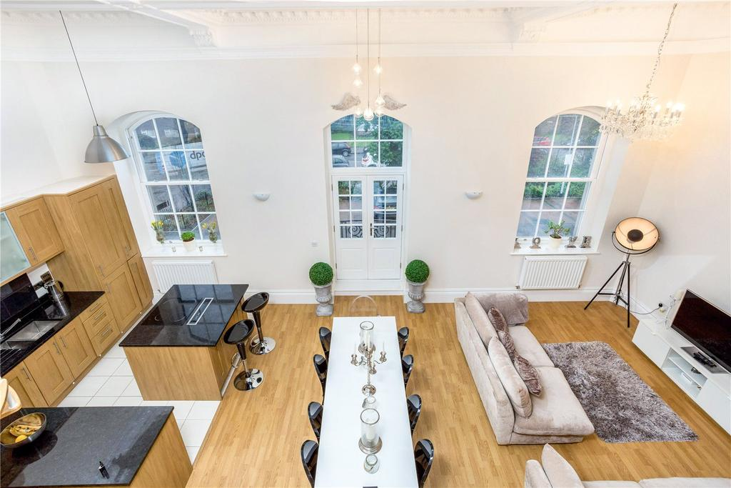 1 Bedroom Unique Property for sale in Old Town Hall, 16 The Ridgeway, London, E4