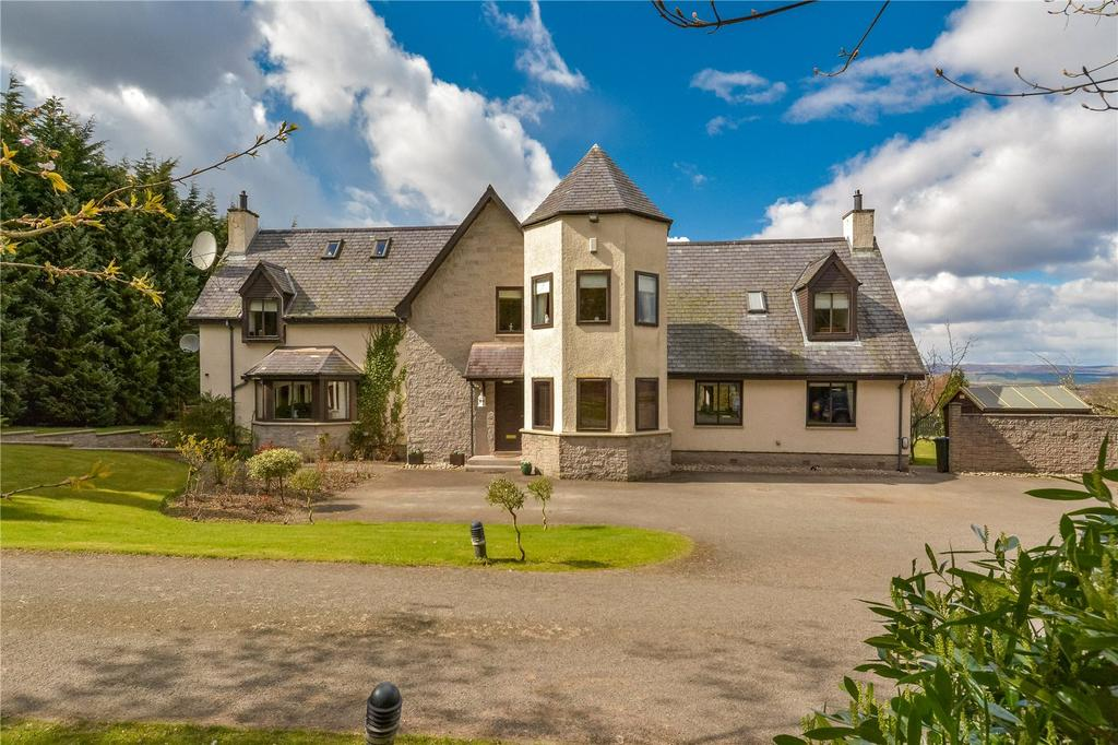 5 Bedrooms Detached House for sale in Norwood, Castleton Road, Auchterarder, Perth and Kinross, PH3