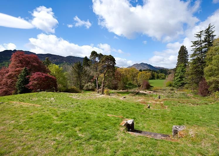 7 Bedrooms Detached House for sale in Old Dunira House Site, Dunira Estate, Comrie, Crieff, PH6