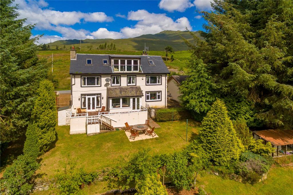 6 Bedrooms Detached House for sale in Greenacre, Killin, Loch Tay, Perthshire, FK21