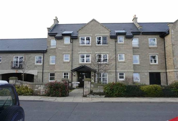 1 Bedroom Flat for sale in 36 Kerfield Court, Kelso, TD5 7BP