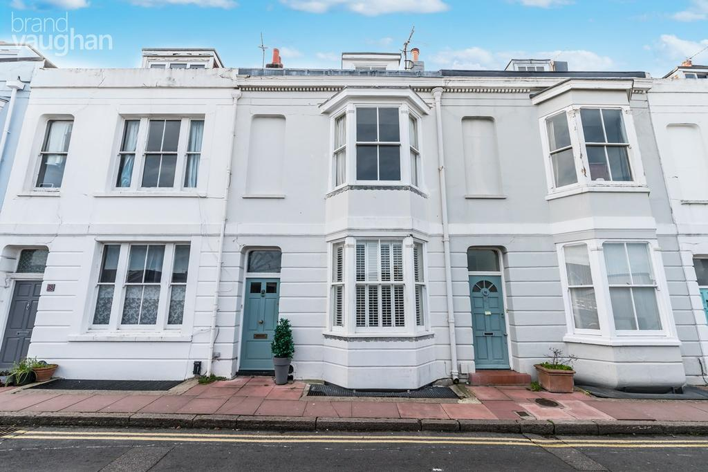 3 Bedrooms Terraced House for sale in St Nicholas Road, Brighton, BN1