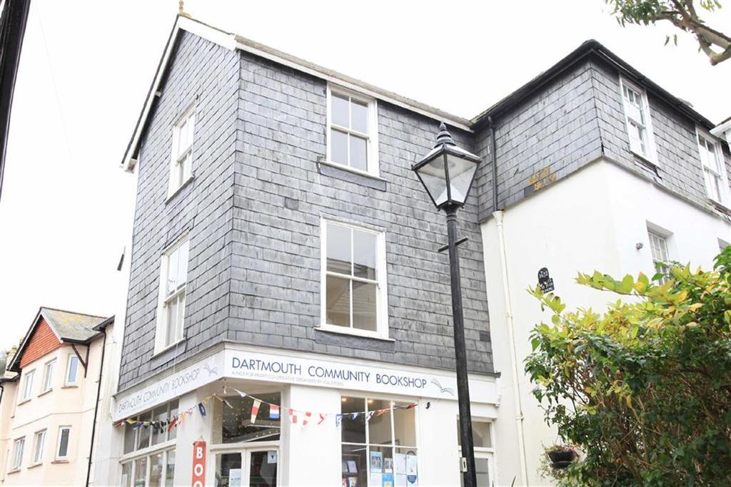 2 Bedrooms Semi Detached House for sale in Higher Street, Dartmouth, Dartmouth, TQ6