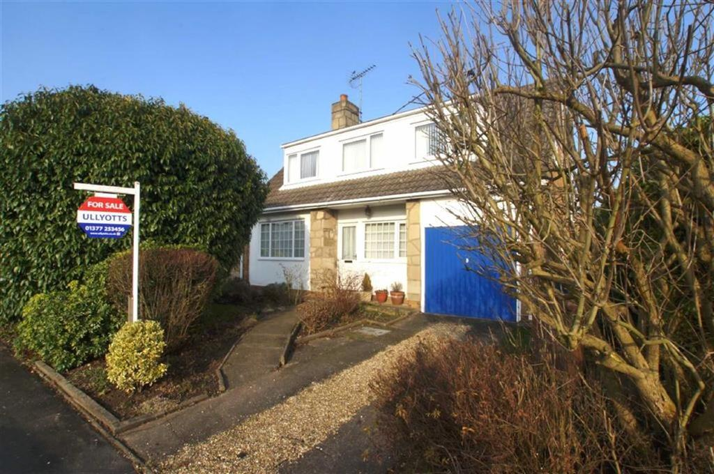 3 Bedrooms Detached House for sale in Greenways, Driffield, East Yorkshire