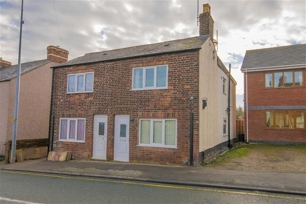 2 Bedrooms Semi Detached House for sale in Brunswick Road, Buckley, Buckley