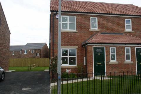 3 bedroom semi-detached house to rent - Coxwold Grove, West Hull, Hull, HU4