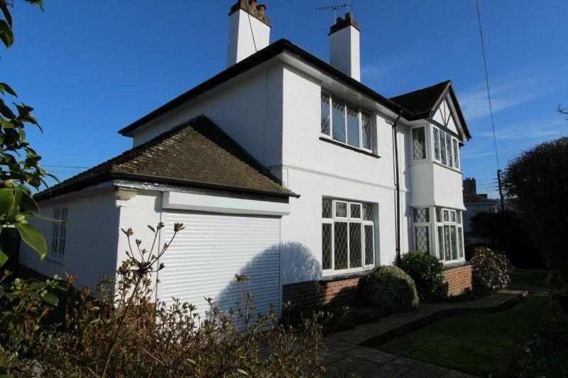 3 Bedrooms Detached House for sale in Sidmouth