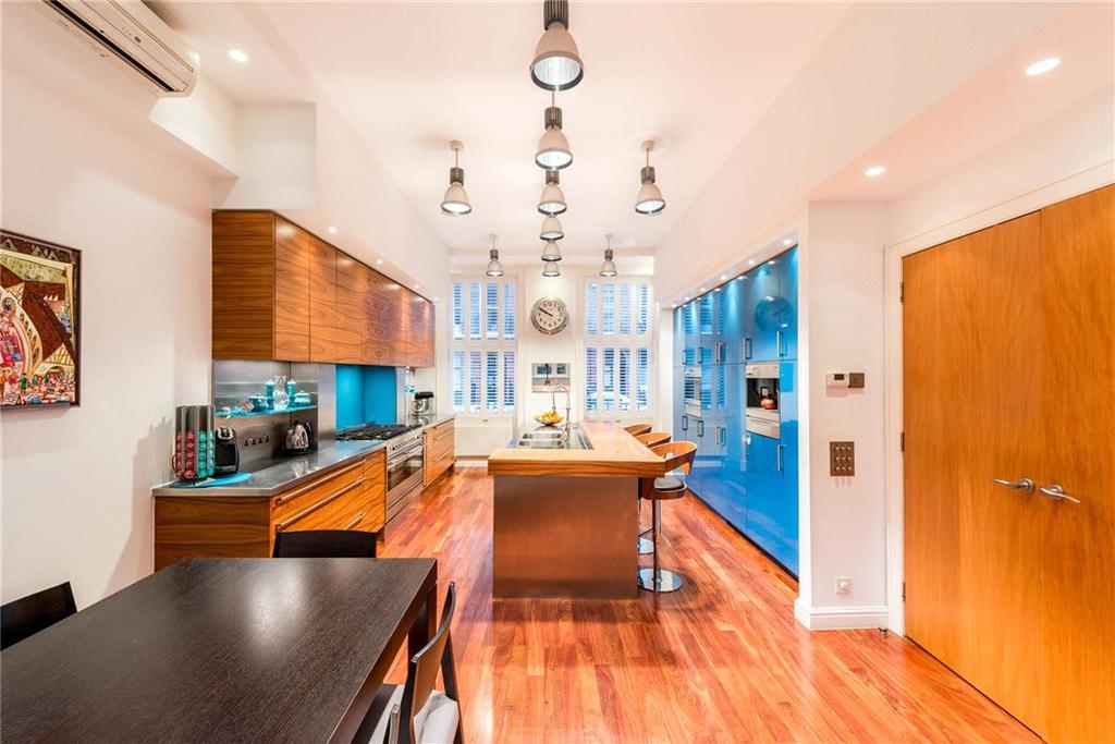 7 Bedrooms House for sale in Nottingham Place, Marylebone, London, W1U