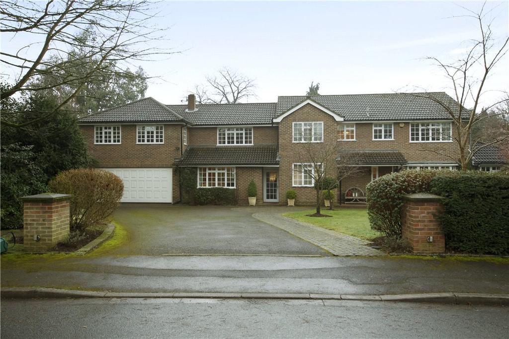 6 Bedrooms Detached House for sale in Ashcroft Park, Cobham, Surrey, KT11
