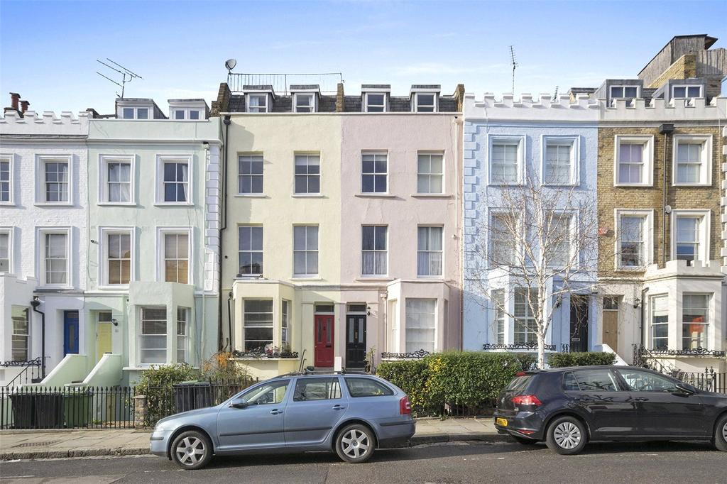 1 Bedroom Flat for sale in Leighton Grove, London, NW5