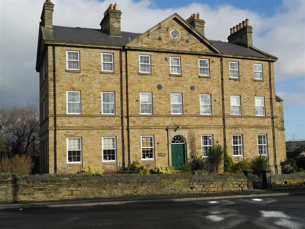 3 Bedrooms Flat for sale in Fitzwilliam Lodge, Elsecar, Barnsley, S74