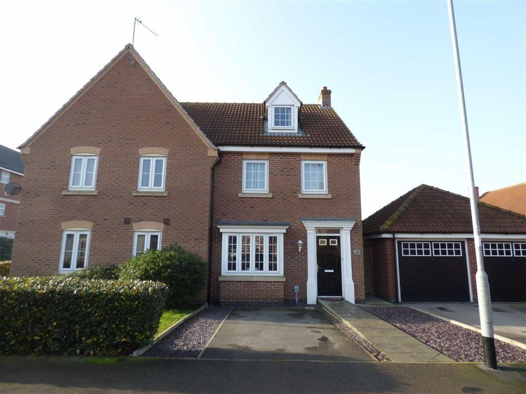 3 Bedrooms Semi Detached House for sale in Millias Close, Brough