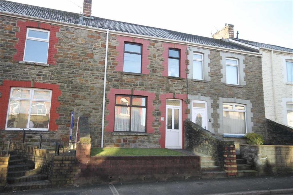 3 Bedrooms Terraced House for sale in Van Road, Caerphilly, CF83