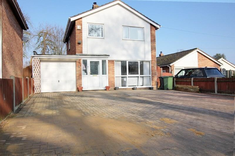 3 Bedrooms Detached House for sale in South Green Gardens, Dereham