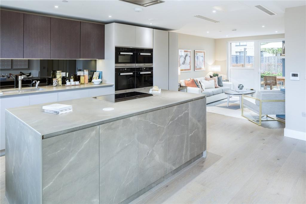 4 Bedrooms Penthouse Flat for sale in The Morgan, Fulham Riverside, SW6