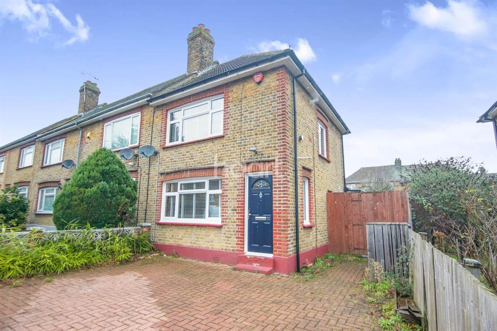2 Bedrooms End Of Terrace House for sale in Fryent Grove, London NW9