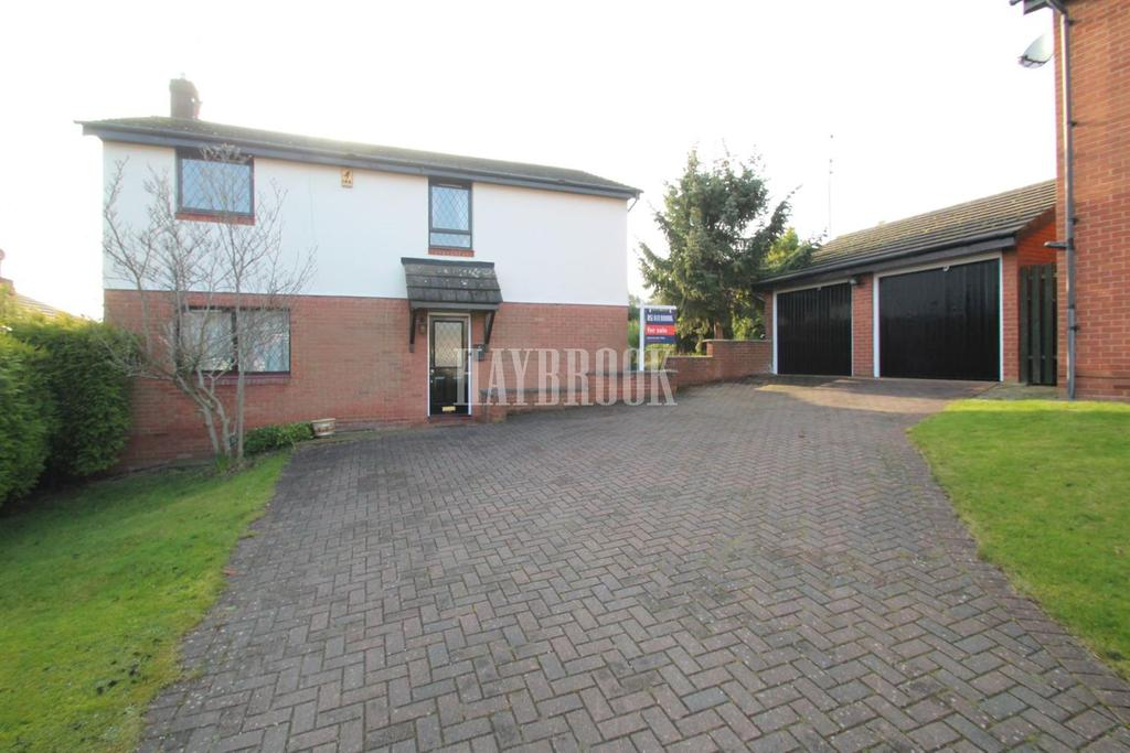 4 Bedrooms Detached House for sale in Grassington Close, Hackenthorpe