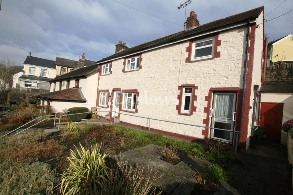 2 Bedrooms Semi Detached House for sale in Cardiff Road, Quakers Yard