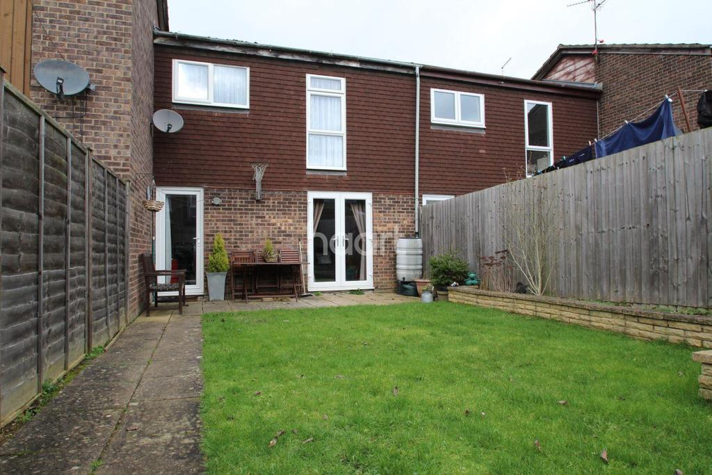 3 Bedrooms Terraced House for sale in Oldbrook, Bretton, Peterborough