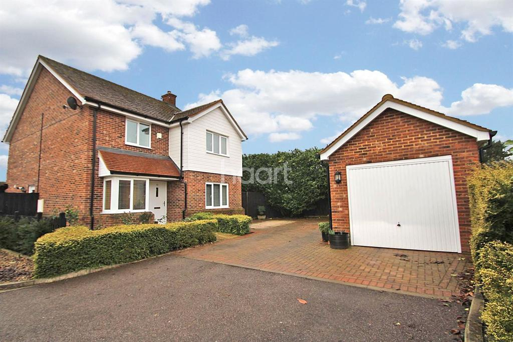 4 Bedrooms Detached House for sale in Westwood Mews, Takeley