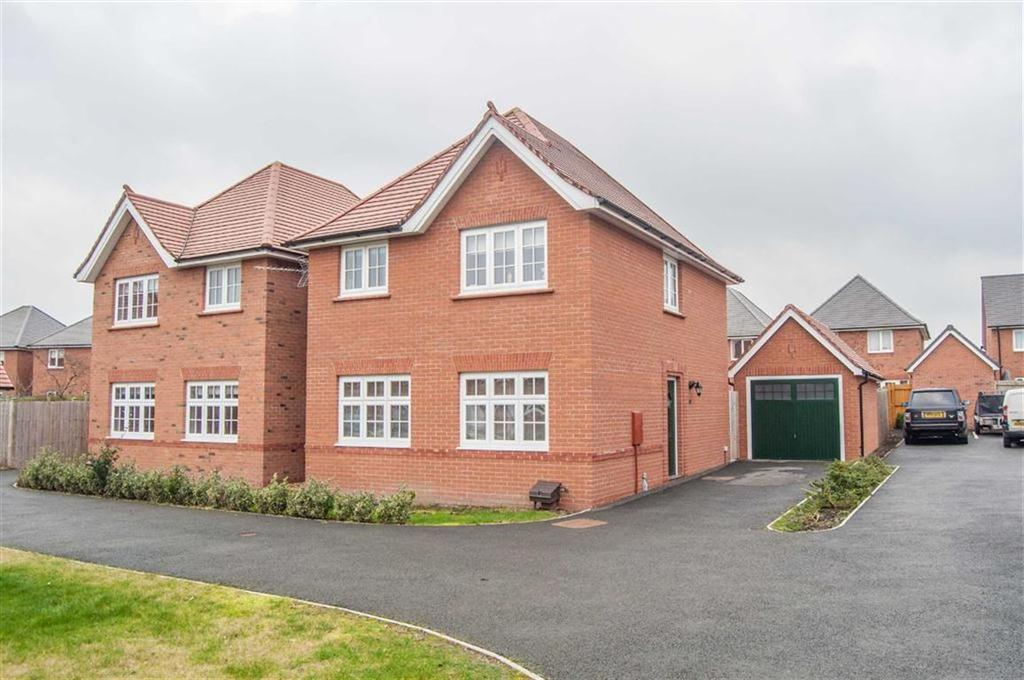 3 Bedrooms Detached House for sale in Kohima Crescent, Saighton, Chester, Chester