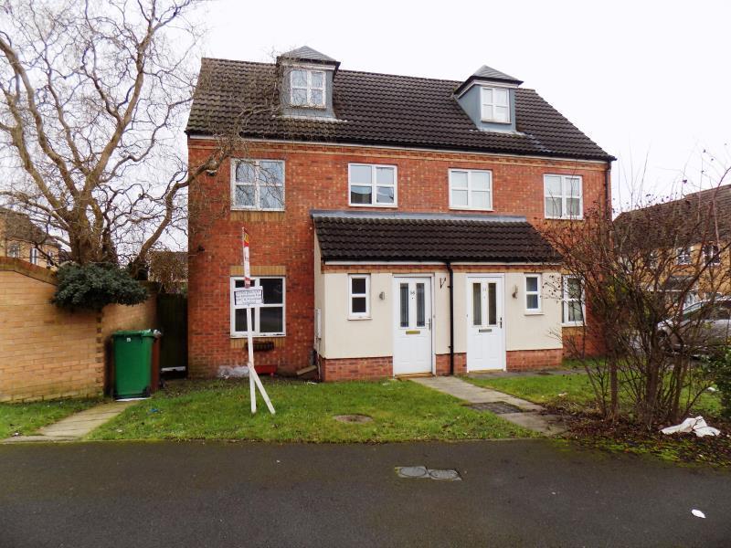 3 Bedrooms Semi Detached House for sale in Edmonstone Crescent, Nottingham, NG5