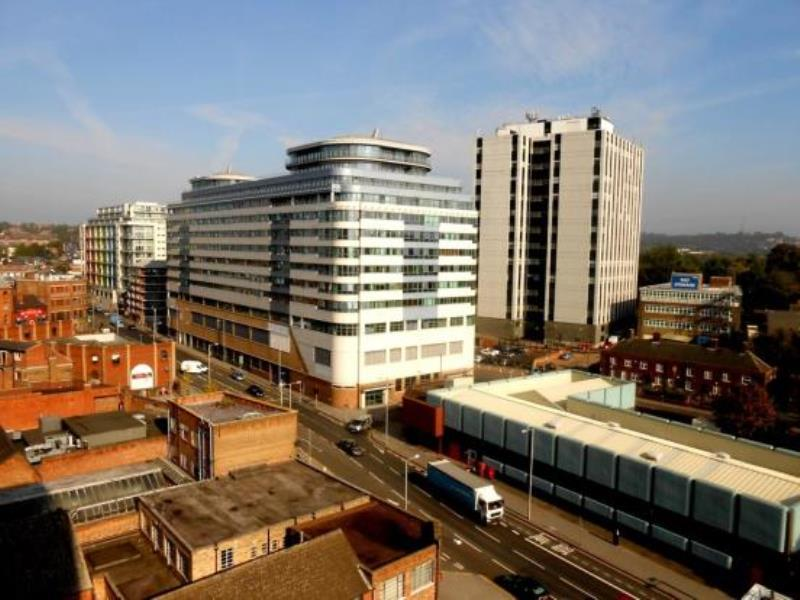 1 Bedroom Flat for sale in Cranbrook House, Cranbrook Street, Nottingham, NG1