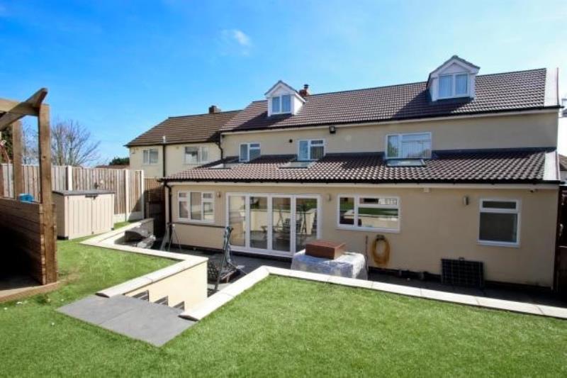 5 Bedrooms Semi Detached House for sale in Besecar Avenue, Gedling, Nottingham, NG4