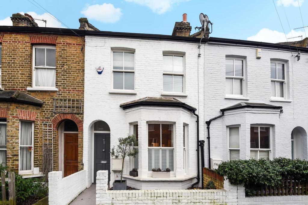 4 Bedrooms Terraced House for sale in Abercrombie Street, Battersea, SW11