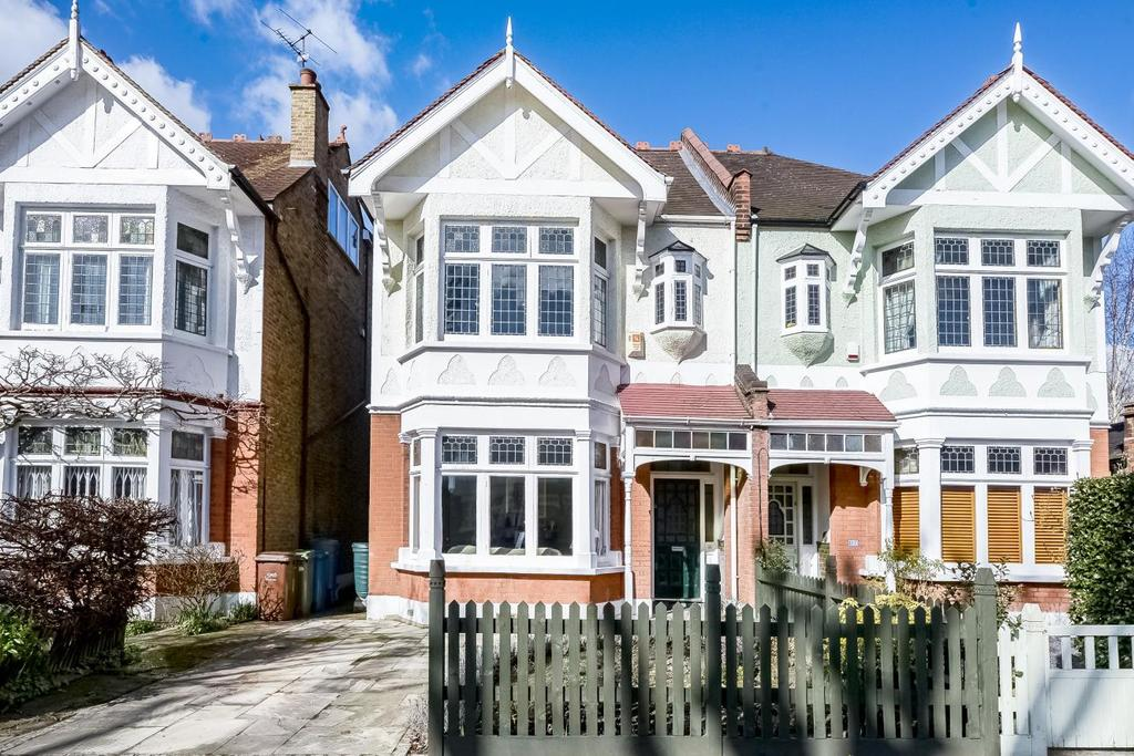 6 Bedrooms Semi Detached House for sale in Turney Road, Dulwich Village, SE21